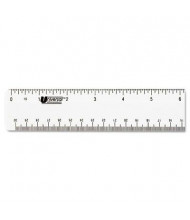 "Universal 12"" Clear Plastic Ruler"