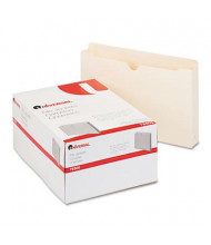 "Universal 2"" Expansion Legal File Jackets, Manila, 50/Box"