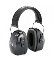 Howard Leight Leightning L3 Noise-Blocking Earmuffs, 30NRR, Black/Gray