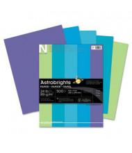 """Neenah Paper 8-1/2"""" X 11"""", 24lb, 500-Sheets, Cool Assortment Colored Paper"""