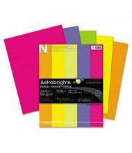 """Neenah Paper 8-1/2"""" X 11"""", 24lb, 500-Sheets, Assortment Three Colored Paper"""
