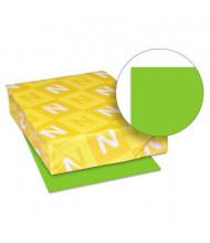 """Neenah Paper 8-1/2"""" X 11"""", 24lb, 500-Sheets, Martian Green Colored Printer Paper"""