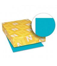 "Neenah Paper 8-1/2"" X 11"", 24lb, 500-Sheets, Terrestrial Teal Colored Printer Paper"