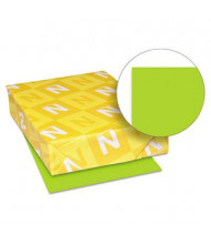 "Neenah Paper 8-1/2"" X 11"", 24lb, 500-Sheets, Vulcan Green Colored Printer Paper"