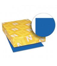 "Neenah Paper 8-1/2"" X 11"", 24lb, 500-Sheets, Blast-Off Blue Colored Printer Paper"
