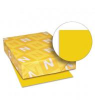 "Neenah Paper 8-1/2"" X 11"", 24lb, 500-Sheets, Galaxy Gold Colored Printer Paper"