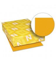 "Neenah Paper 11"" X 17"", 24lb, 500-Sheets, Cosmic Orange Colored Printer Paper"