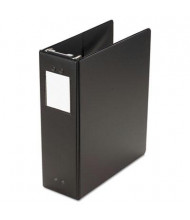 "Wilson Jones 3"" Capacity 8-1/2"" x 11"" Non-View Hanging Post Binder, Black"