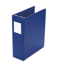 "Wilson Jones 3"" Capacity 8-1/2"" x 11"" Non-View Hanging Post Binder, Blue"