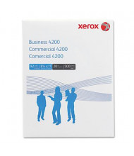 "Xerox 8-1/2"" x 11"", 20lb, 5000-Sheets, Business 4200 Copy & Print Paper"
