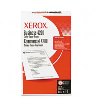 "Xerox 8-1/2"" x 14"", 20lb, 500-Sheets, Business 4200 Copy & Print Paper"