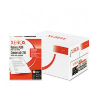 "Xerox 8-1/2"" x 11"", 20lb, 5000-Sheets, 3-Hole Punched Business 4200 Copy & Print Paper"