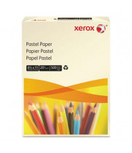 "Xerox 8-1/2"" x 11"", 20lb, 500-Sheets, Ivory Multipurpose Colored Paper"