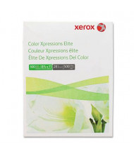 "Xerox 8-1/2"" X 11"", 28lb, 500-Sheets, Color Xpressions Elite Laser Paper"