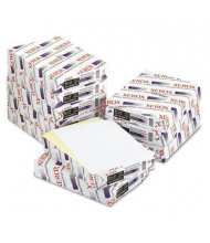 "Xerox 8-1/2"" x 11"", 15lb, 2500-Sets, 2-Part Premium Digital Carbonless Paper"