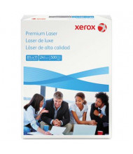 "Xerox 8-1/2"" X 11"", 24lb, 500-Sheets, Premium Laser Paper"