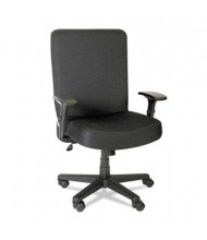 Alera Plus XL CP110 Big & Tall 500 lb. Fabric High-Back Task Chair