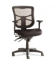 Alera Elusion EL42ME10B Multifunction Mesh Mid-Back Task Chair