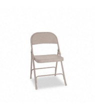 Alera FC94T Steel Folding Chair, 4-Pack