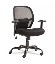 Alera Merix450 MX4517 Big & Tall 450 lb. Mesh Mid-Back Task Chair