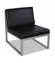 Alera RL8319CS Leather Reception Lounge Cube Chair