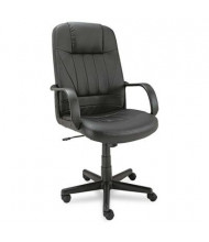 Alera Sparis SP41LS10B Leather High-Back Executive Office Chair