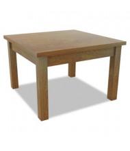 Alera Valencia VA7524MC Medium Cherry Corner Occasional Table
