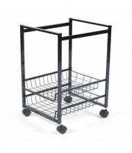 Advantus Mobile File Cart with Sliding Baskets
