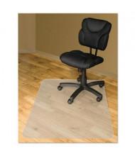 "Advantus Hard Floor 60"" W x 46"" L, Beveled Edge Chair Mat 50241"