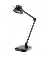 "Black & Decker PureOptics Elate 21"" H LED Desk Light Lamp, Black"