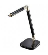 "Black & Decker 19.5"" H LED Bar Light Desk Lamp, Black"