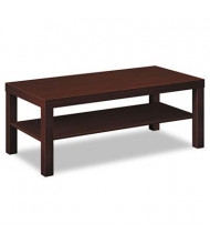 Basyx BLH3160N Mahogany Laminate Reception Coffee Table