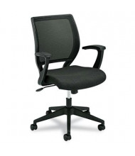 Basyx VL521 Fabric Mid-Back Task Chair