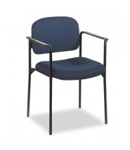 Basyx VL616 Fabric Stacking Guest Chair