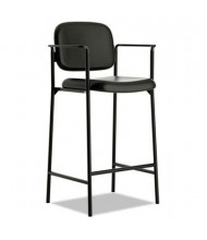 Basyx VL636 2-Pack Leather Cafe-Height Stool