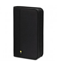 Case Logic 48-Capacity CD & DVD Binder, Black