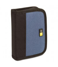 Case Logic 6-Capacity USB Drive Media Shuttle Case, Blue