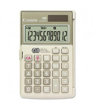 Canon LS154TG 12-Digit Handheld Calculator