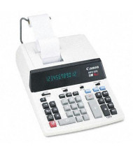 Canon MP21DX Two-Color 12-Digit Printing Calculator