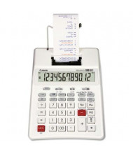 Canon P23-DHVG Two-Color 12-Digit Printing Calculator