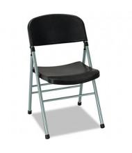 Bridgeport Endura 36869 Molded Plastic Folding Chair, 4-Pack