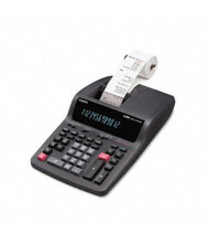 Casio DR-210TM Two-Color 12-Digit Desktop Printing Calculator