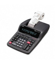 Casio DR-270TM Two-Color 12-Digit Desktop Printing Calculator