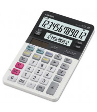 Casio JV220 Dual Display 12-Digit Desktop Calculator