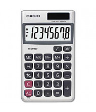 Casio SL-300SV 8-Digit Handheld Calculator