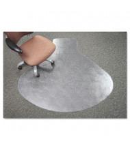 "deflect-o SuperMat Medium Pile Carpet 60"" W X 66"" L, Beveled Edge Chair Mat"