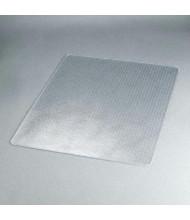 "deflect-o SuperMat Medium Pile Carpet 45"" W x 53"" L, Beveled Edge Chair Mat CM14243"