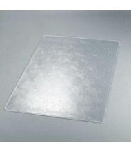"deflect-o RollaMat Plush Carpet 46"" W x 60"" L, Beveled Edge Chair Mat CM15443F"