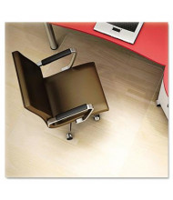 "deflect-o Hard Floor 36"" W x 48"" L, Straight Edge Chair Mat CM21142"