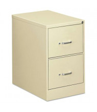 "OIF 22206 2-Drawer 26.5"" Deep Economy Vertical File Cabinet, Legal Size, Putty"